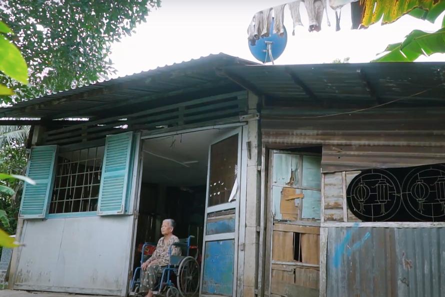 Chồng mất, một mình chèo chống nuôi 4 con, cuối đời chỉ mong có 1 căn nhà đàng hoàng