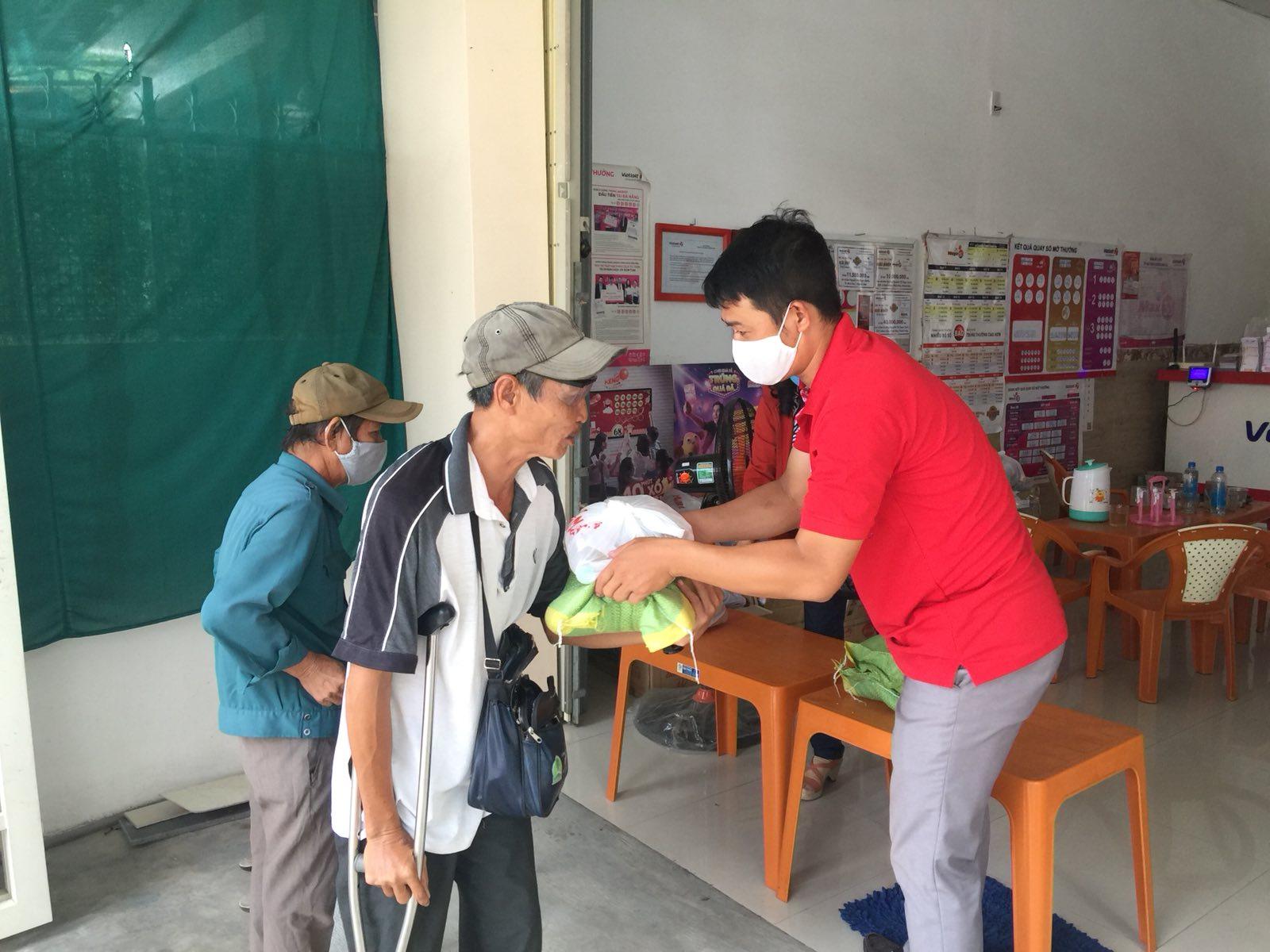 [Khánh Hòa] Tấm vé may mắn cứu trợ cho vạn người nghèo cùng chống dịch Covid – 19