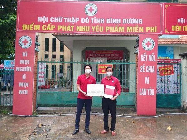 """Vietlott đồng hành các tổ chức triển khai chương trình """"ATM gạo miễn phí"""" cho người dân khó khăn tại Thành phố Hồ Chí Minh trong mùa dịch"""