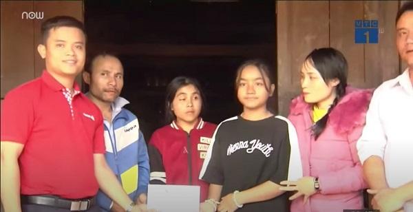 Viết tiếp ước mơ thành giáo viên tiếng Anh của cô bé nghèo
