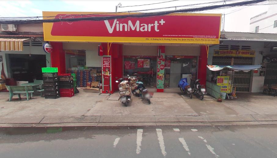 Cửa hàng Vinmart+ lần đầu bán vé Vietlott trúng Jackpot